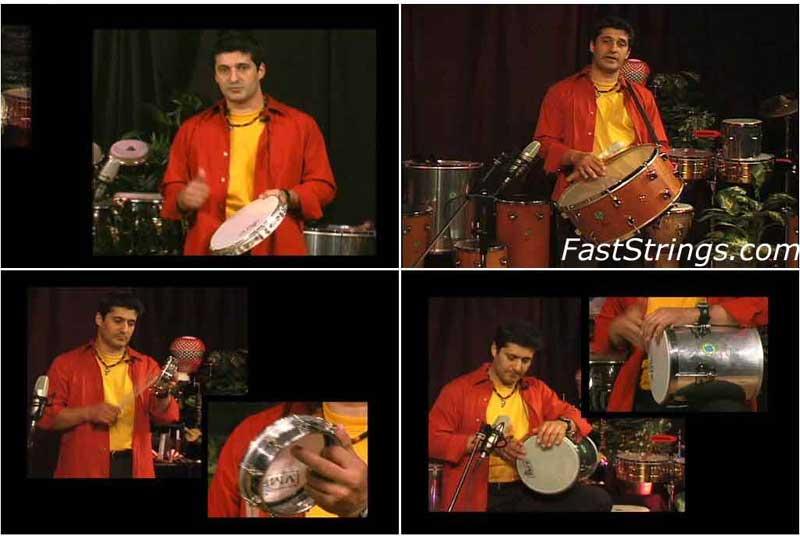 Cassio Duarte - Introduction to Brazilian Percussion