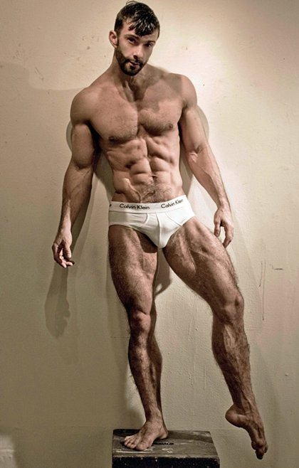Bodybuilding Male Models Part 5