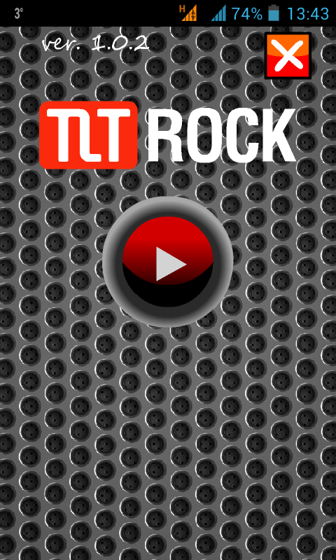 Radio TLTRock- screenshot
