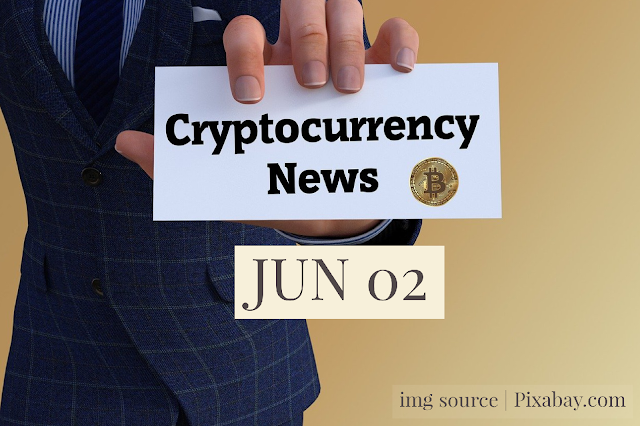 Cryptocurrency News Cast For Jun 2nd 2020 ?