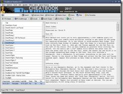 برنامج غش الألعاب CheatBook النسخة الأحدث 12-2017 -1