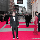 WWW.ENTSIMAGES.COM -  Mathew Morrison      at      The Olivier Awards at Royal Opera House, Covent Garden, London, April 28th 2013                                               Photo Mobis Photos/OIC 0203 174 1069
