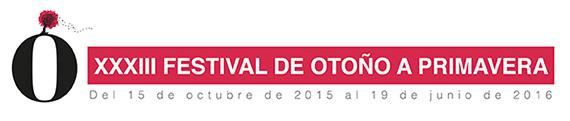 Vuelve el Festival de Otoño a Primavera, que se prolongará hasta junio de 2016