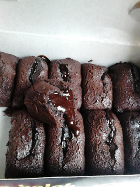 Resep Kue Balok Lumer : resep, balok, lumer, Resep, Balok, Coklat, Bandung, Masakan, Indonesia
