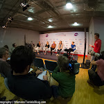 German Fed Cup Team Arrival Press Conference