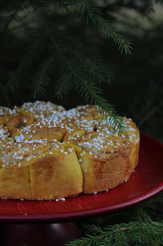 Ännu mer närbild på denna härliga kaka