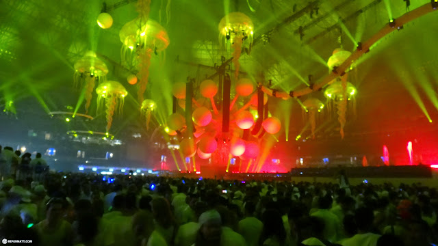 sensation canada at the rogers centre in Toronto, Ontario, Canada