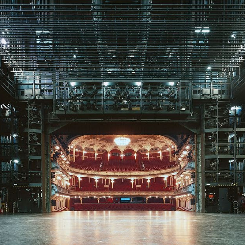 Behind The Stage of Famous European Theatres