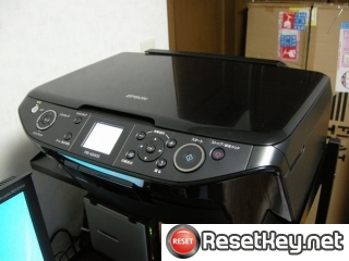 Reset Epson PM-A840S Waste Ink Counter overflow error