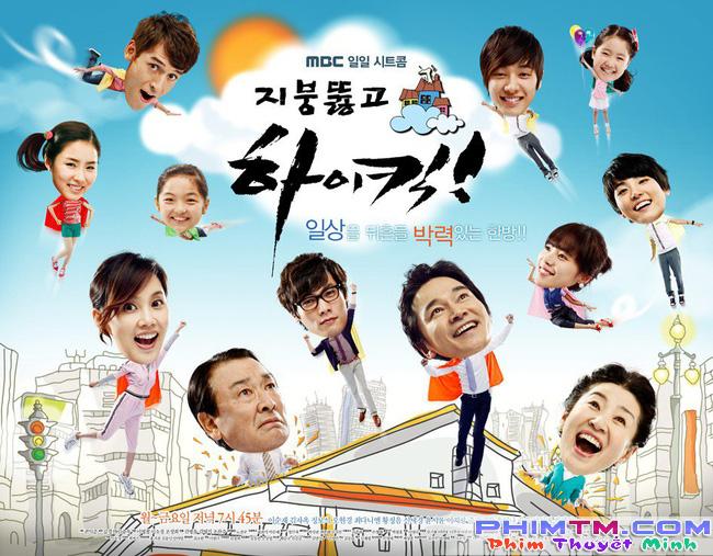 """Đài KBS quyết tâm vực dậy sticom với bản sao của """"Producers"""" - Ảnh 2."""