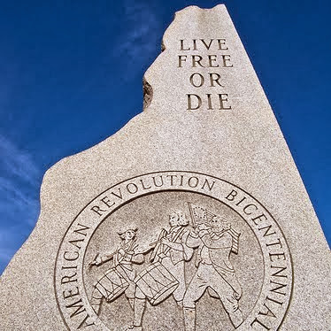 Live Free or Die in New Hampshire by jcbwalsh