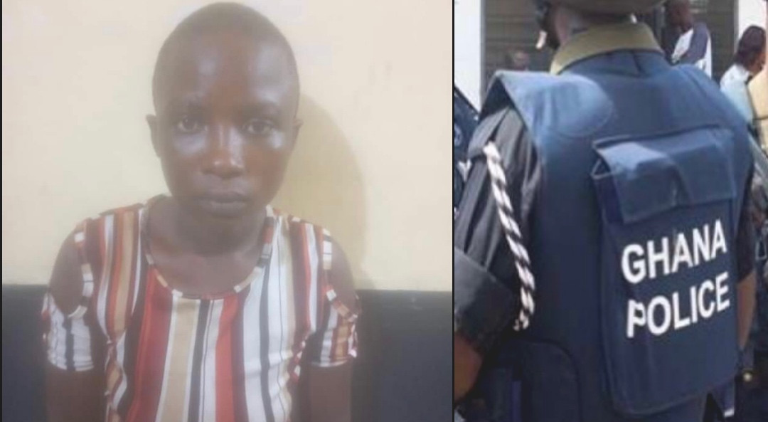 I gave him four rounds of s3x before he allowed me to escape - Female prisoner exposes police officer