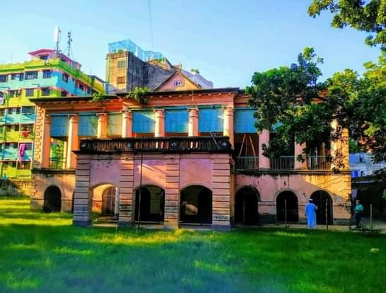 ঐতিহ্যবাহী জগন্নাথ বিশ্ববিদ্যালয়