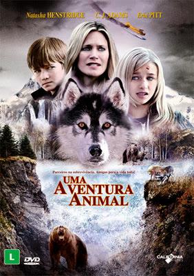 Filme Poster Uma Aventura Animal DVDRip XviD Dual Audio & RMVB Dublado