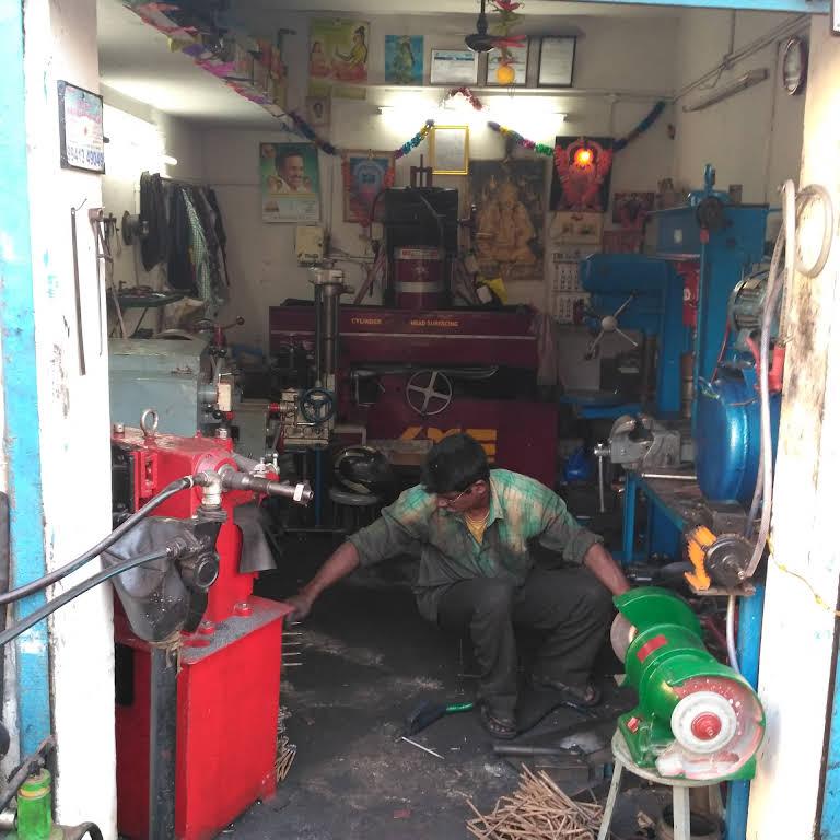 Sri Jai Automobile Engineering Works - Car Repair And Maintenance in