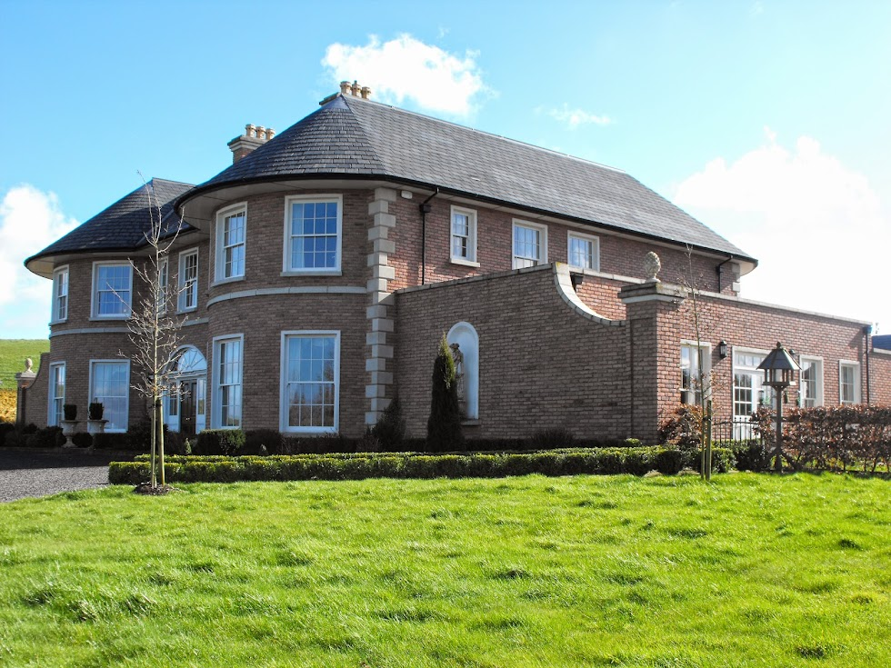 Private Residence, Ballinagh, Cavan Designed by DMC Architects