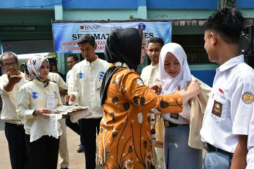 Link And March  Antara SMK Dengan PT Chemco