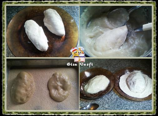 Peito de frango cremoso 2