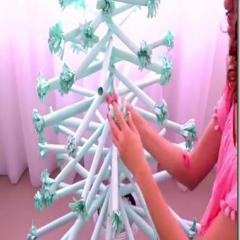 3 Ideas para hacer árbol de navidad