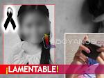 Madre halló sin vida a su hija de 7 años tras dejarla ver un video juego en su celular