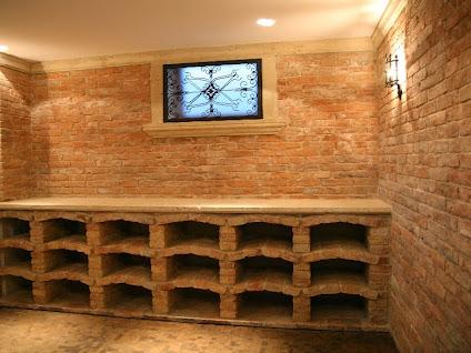 """Weinkeller bauen selber machen  WEINKELLER Machen Sie Ihr Weinlager zum """"Juwel des Haues"""" – wir ..."""