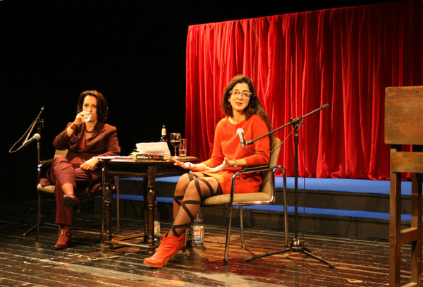 Porochista Khakpour liest im English Theatre Berlin