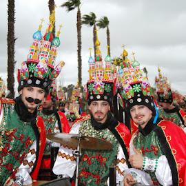 Carnaval de Guadiana del Caudillo