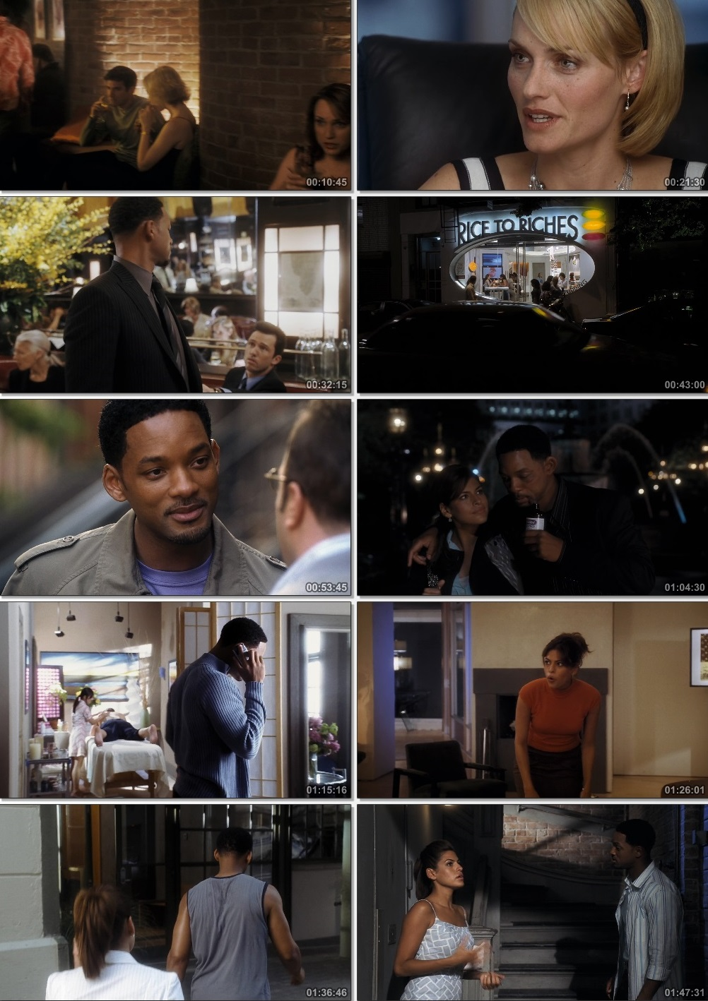 Screen Shot Of Hitch 2005 Full Movie Free Download HD 720P Watch Online