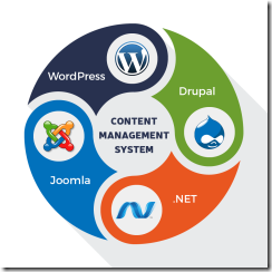 content management system - website design and development in Nigeria