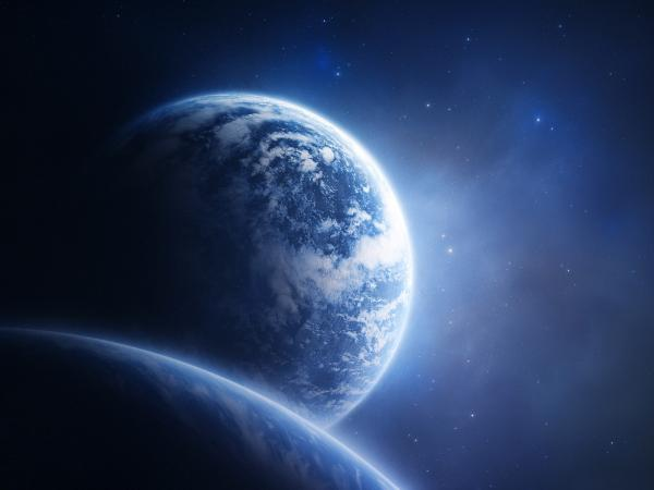 Happiness Of Mystical Space, Space And Universe 1