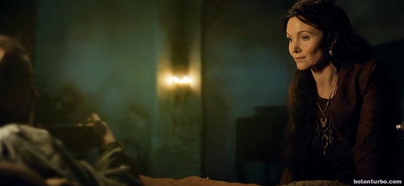 Arya recibiendo calor hogareño