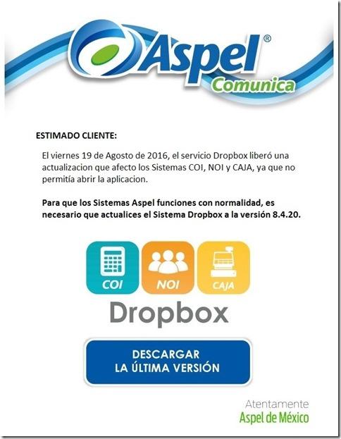 Aspel-Dropbox