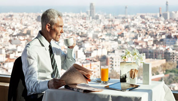 Evita padecer el jet lag durante tus viajes de negocios