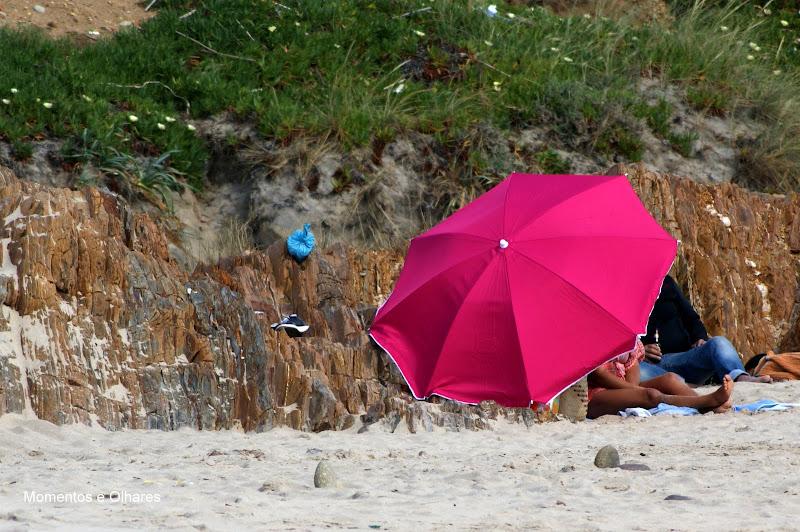Praia de São torpes, Portugal