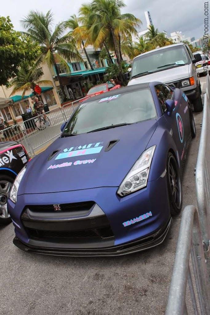 2014 Gumball 3000 Miami 2 Ibiza Ocean Drive 7865