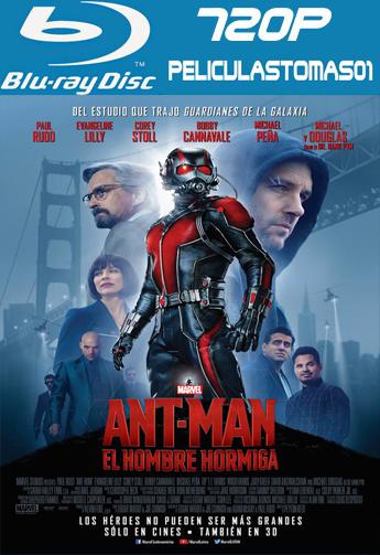 Ant-Man: El hombre hormiga (2015) BRRip 720p