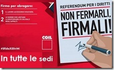 Referendum appalti e voucher il 28 maggio 2017