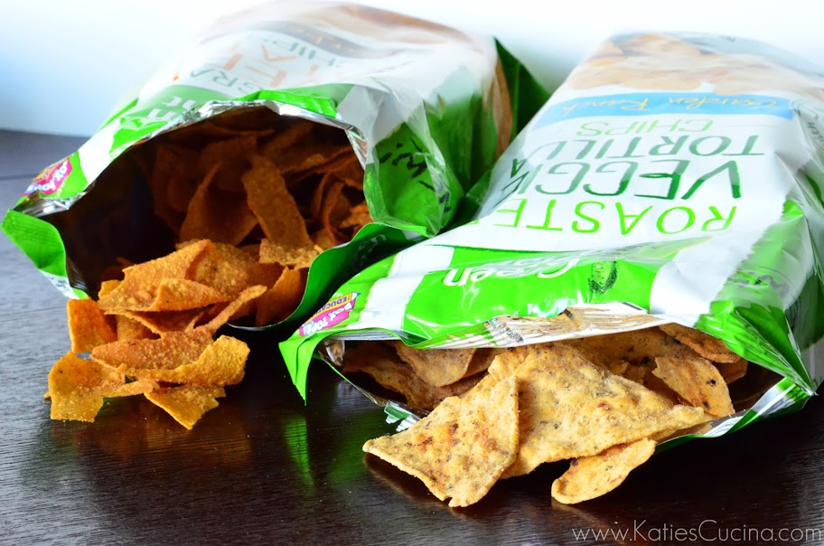 Get Your Snack On With New Flavors from Green Giant™ Veggie Snack Chips!
