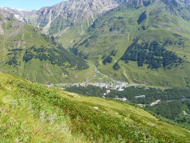 Terskol (Kabardino-Balkarie), 8 août 2014. Photo : J. Marquet