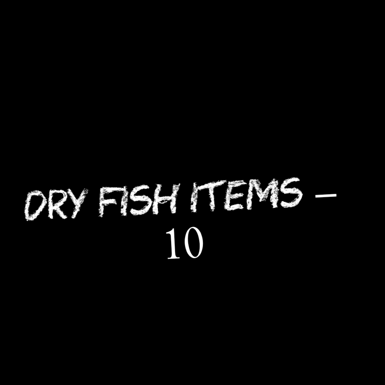 dry fish recipe - how to make dry fish recipe