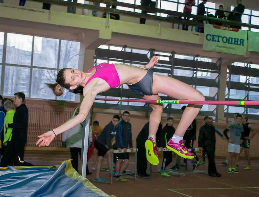 Фотографии. Чемпионат Харьковской области по легкой атлетике