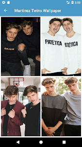Download Martinez Twins Wallpaper 2018