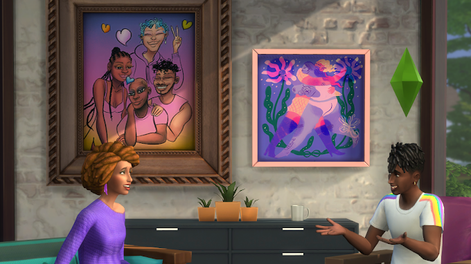  NEWS&UPDATES  THE SIMS 4 UPDATE 7/20/2021 - What's new??