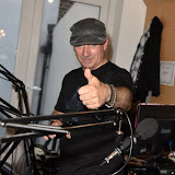 OIC - ENTSIMAGES.COM - Tony Moore - Iron Maiden Singer  at the  Soho Radio show London  12th September 2015 Photo Mobis Photos/OIC 0203 174 1069