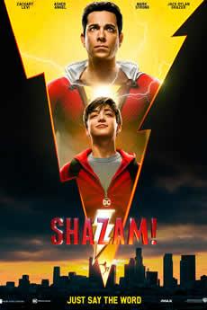 capa Shazam!