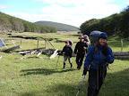 Cruce de Tierra del Fuego Trekking Desde Estancia Carmen al Lago Fagnano, y desde la Sierra Valdivieso al Canal Beagle! 7 dias de Trekking intenso.