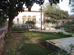 Inside Munger Mandir