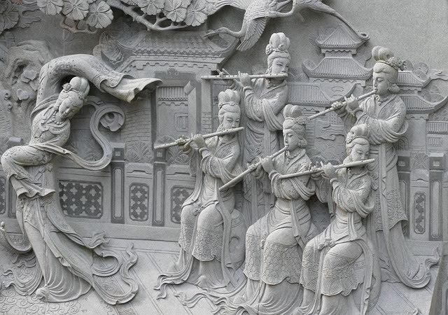 Musik Tradisional Tiongkok yang Sangat Harmonis