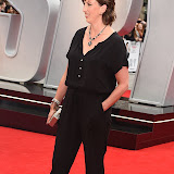 ENTSIMAGES.COM - Miranda Hart at the Spy - UK film premiere Odeon Leicester Square London 27th May 2015 Photo Mobis Photos/OIC 0203 174 1069