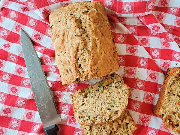 """Kristina's """"Famous"""" Zucchini Bread"""
